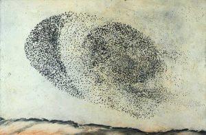 Vincent Sheridan print etching Evening Dance