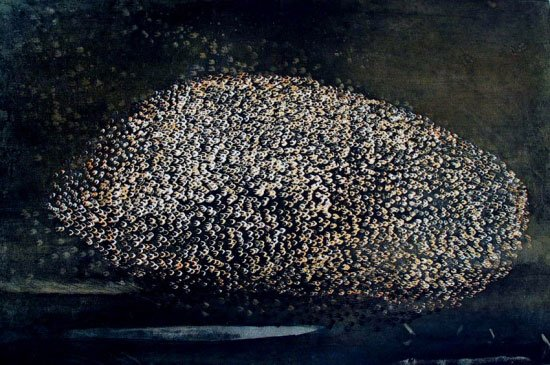 Vincent Sheridan print etching Motio I
