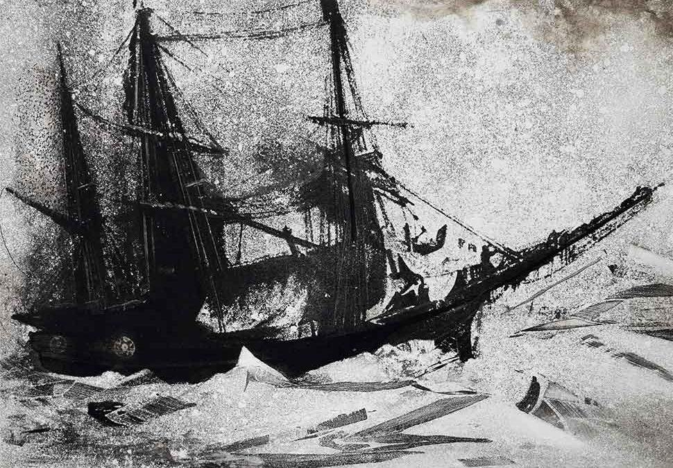 Franklin Ship